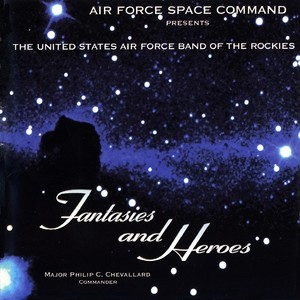 Fantasies and Heroes Albumcover