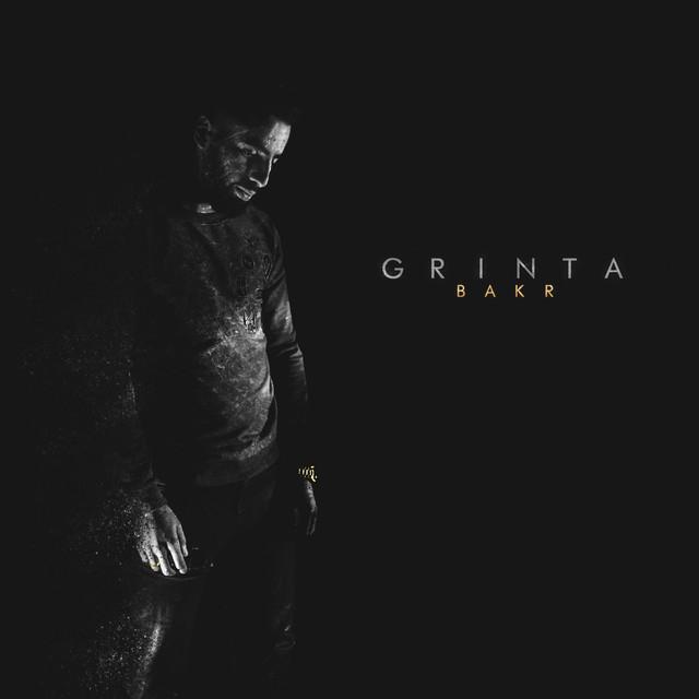 Album cover for Grinta by BAKR