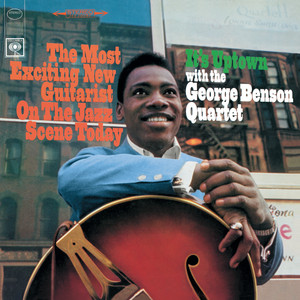 George Benson Clockwise cover