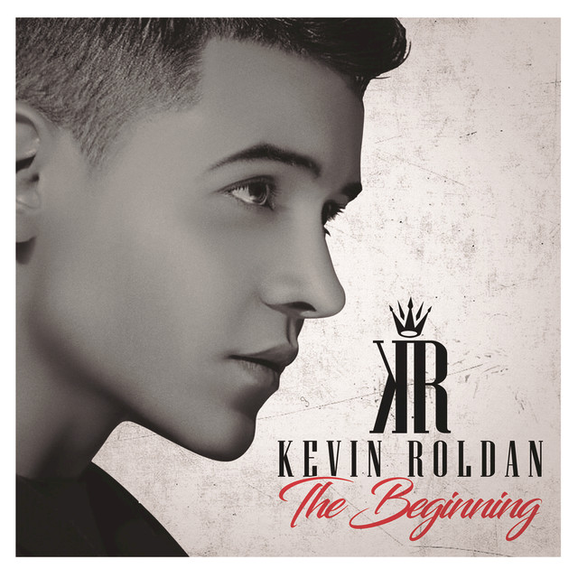 Album cover for The Beginning by Kevin Roldan
