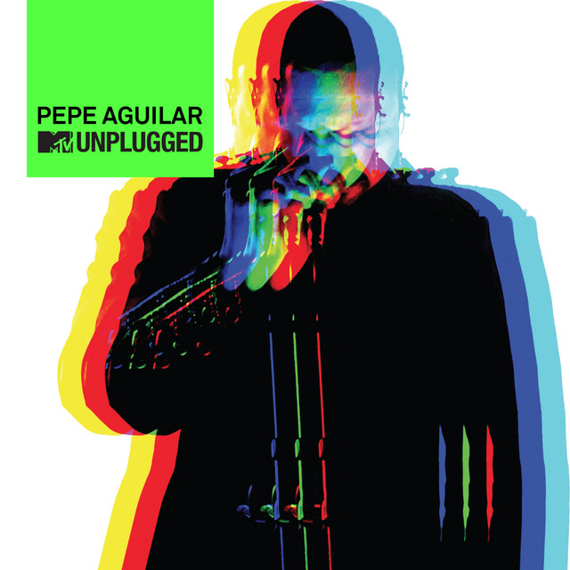 Pepe Aguilar MTV Unplugged Albumcover