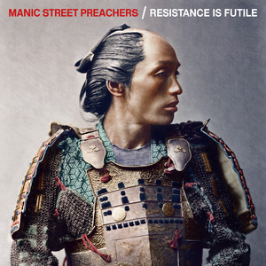 Manic Street Preachers Distant Colours cover