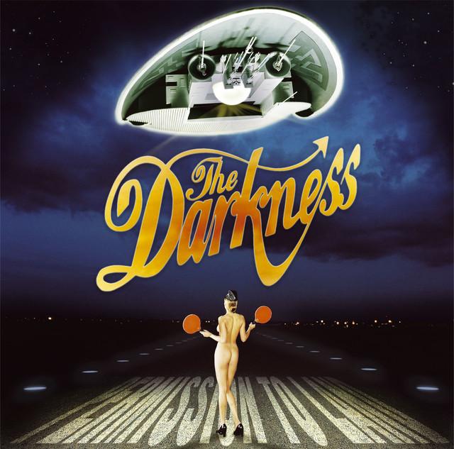 Skivomslag för Darkness: Permission To Land
