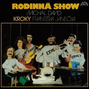 Michal David - Rodinná show (původní LP + bonusy)