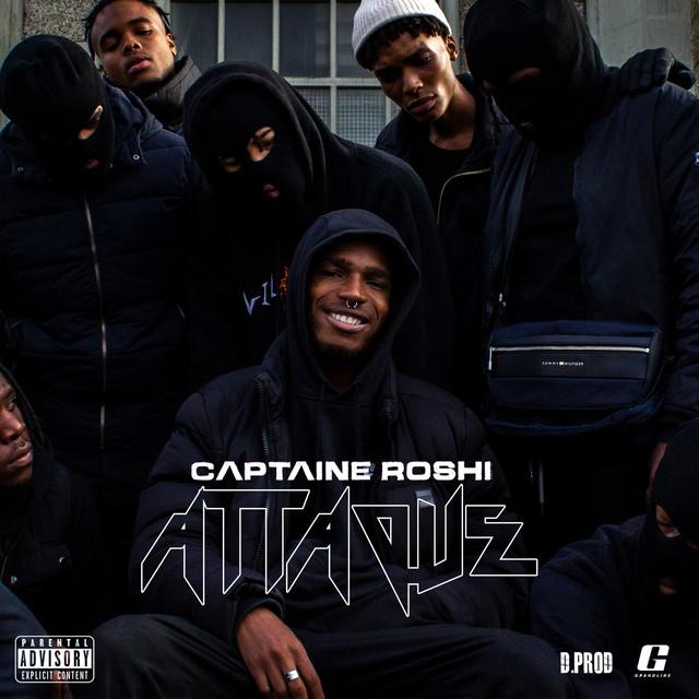 Album cover for Attaque by Captaine Roshi