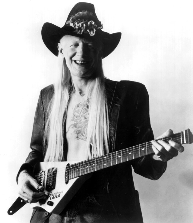 Foto de Johnny Winter