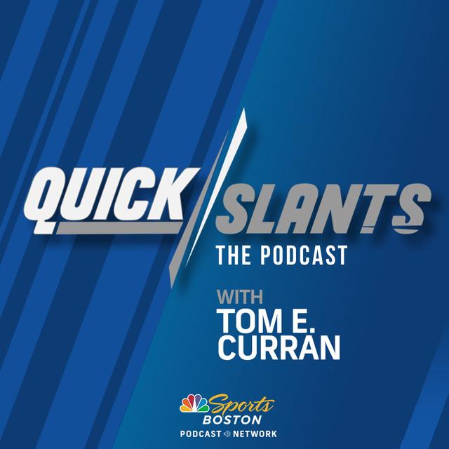 b3eb9629e48 Quick Slants - A New England Patriots Podcast on Spotify