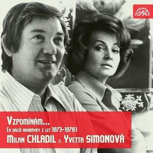 Yvetta Simonová - Vzpomínám...(a další nahrávky z let 1973-1978)