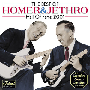 The Best of Homer and Jethro album