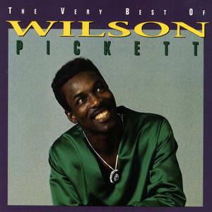 The Very Best Of Wilson Pickett Albumcover