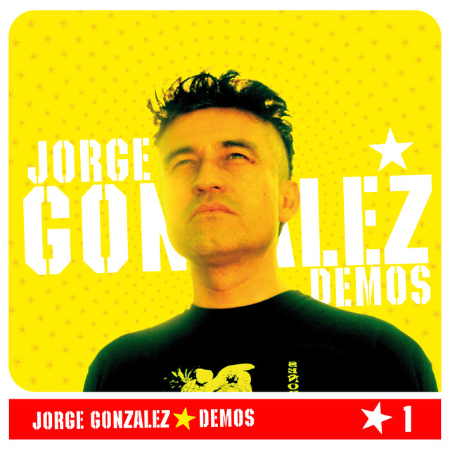 Album cover for Demos 1 by Jorge González