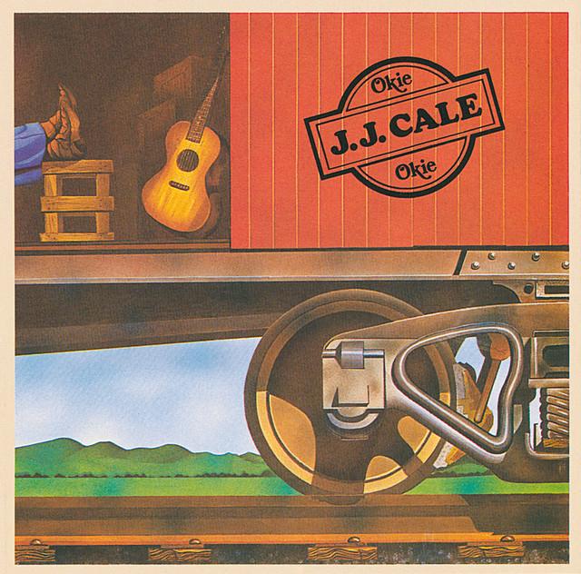 J.J. Cale Okie album cover