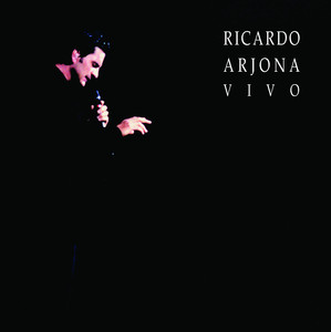 Ricardo Arjona Vivo Albumcover