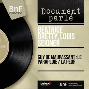 Guy de Maupassant : Le parapluie / La peur (Mono Version) Audiobook