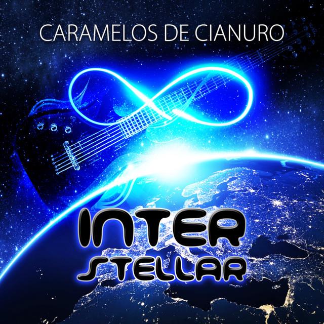 Album cover for Interstellar by Caramelos De Cianuro