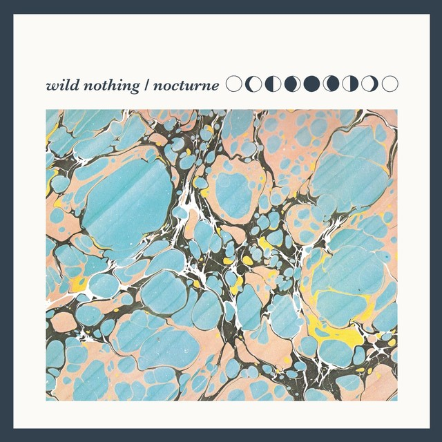 Album cover for Nocturne by Wild Nothing