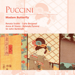Puccini: Madam Butterfly Albümü