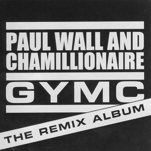 GYMC - The Remix Album Albumcover