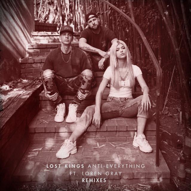 Anti-Everything (Remixes)
