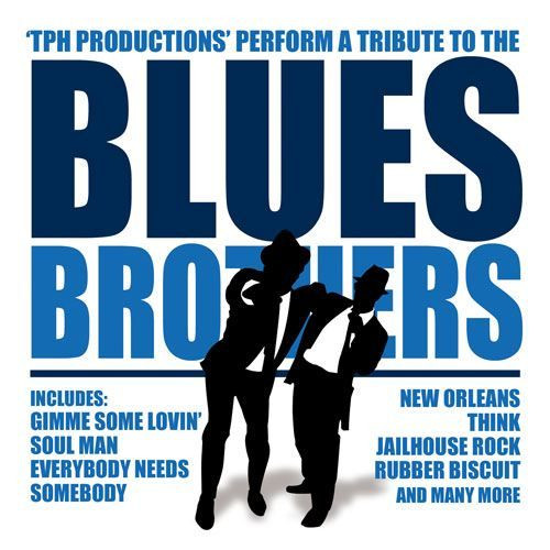 Garter Toss Songs: TPH Production Perform The Blues Brothers By The Blues