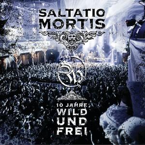 10 Jahre wild und frei Albumcover
