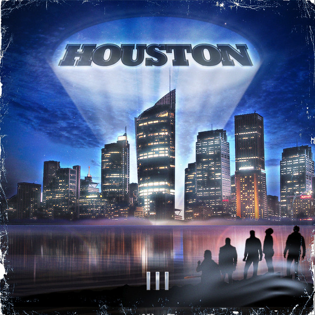 Album cover for III by Houston