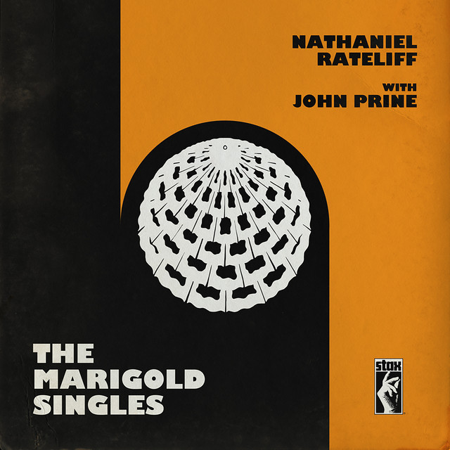 Nathaniel Rateliff - The Marigold Singles cover