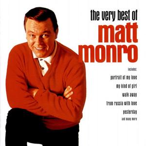 The Very Best of Matt Monro album