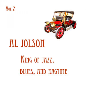 Al Jolson California, Here I Come cover