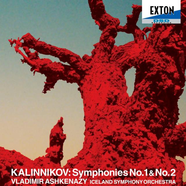 Kalinnikov: Symphonies No. 1 & No. 2 Albumcover