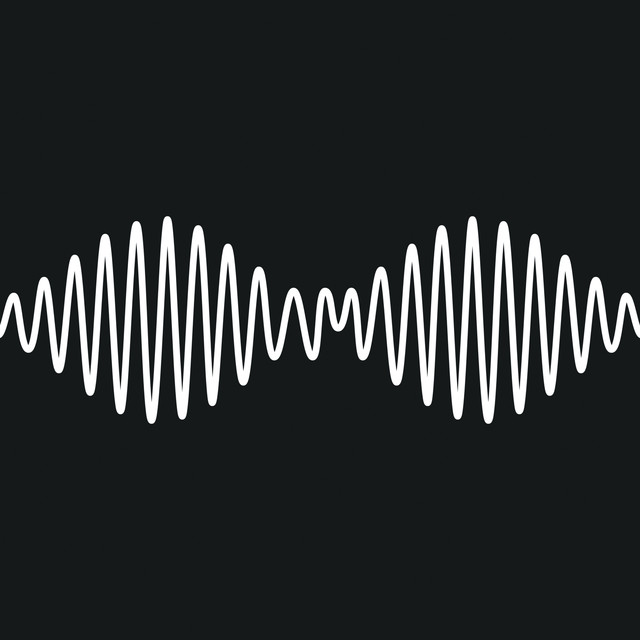 Album cover for AM by Arctic Monkeys