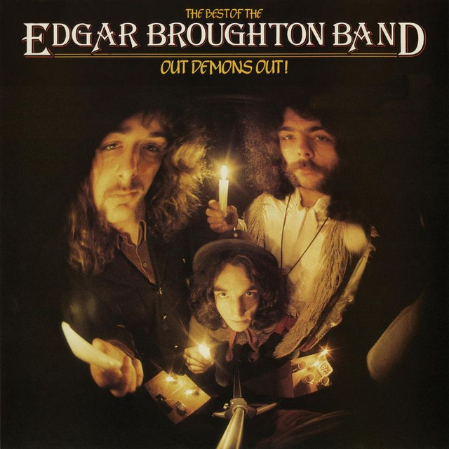 Edgar Broughton Band The Best Of The Edgar Broughton Band (Out Demons Out!) album cover