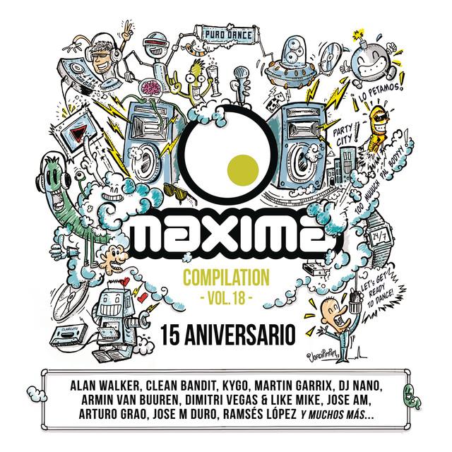 Máxima FM Vol. 18