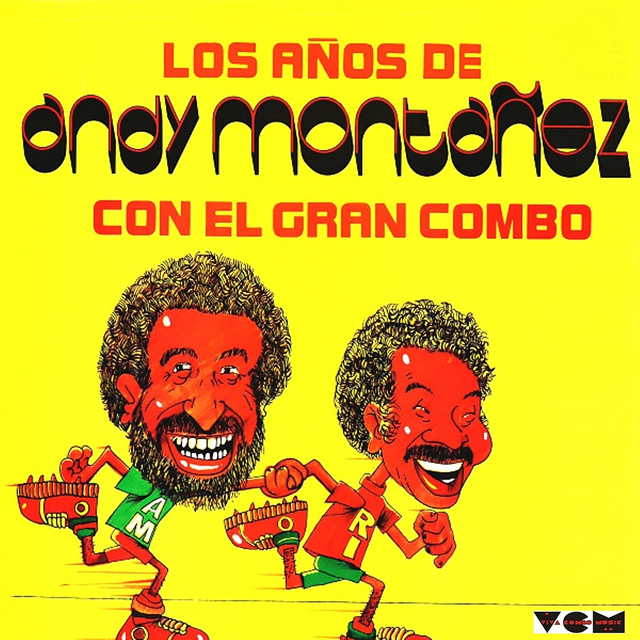 Los Anos de Andy Montanez