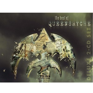 The Best Of Queensryche (Deluxe Edition) Albumcover