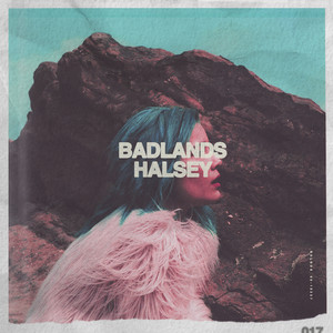 Halsey Colors cover