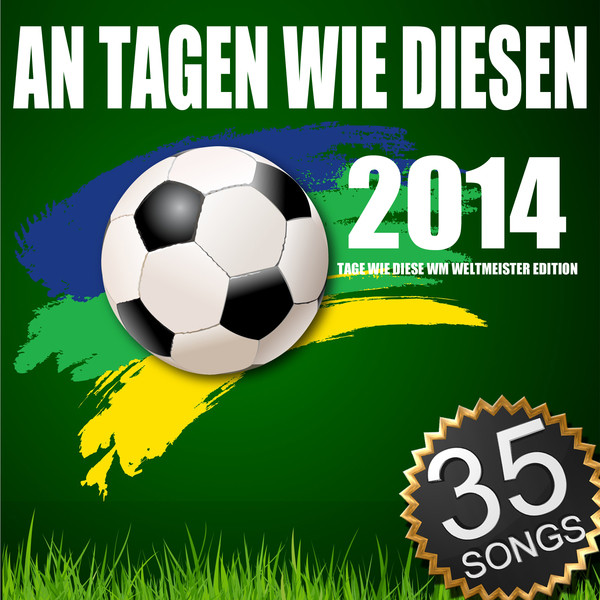 Auf uns - Fussball Party Stadion-Mix, a song by Die