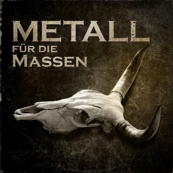 Various Artists Metall für die Massen album cover