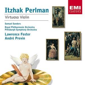 Virtuoso Violin Albumcover