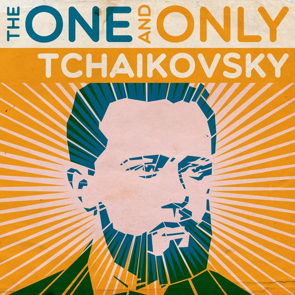 Tchaikovsky - The One and Only Albumcover