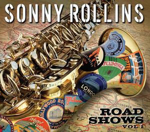 Sonny Rollins Some Enchanted Evening cover