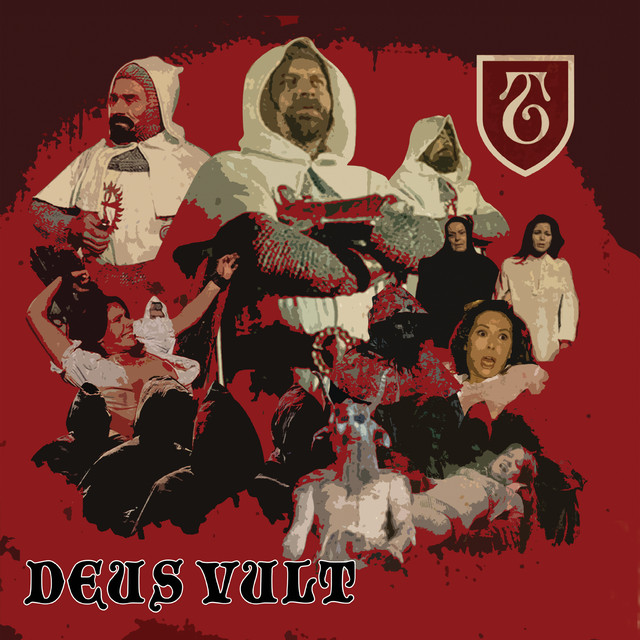 Album cover for Deus Vult by The Templars