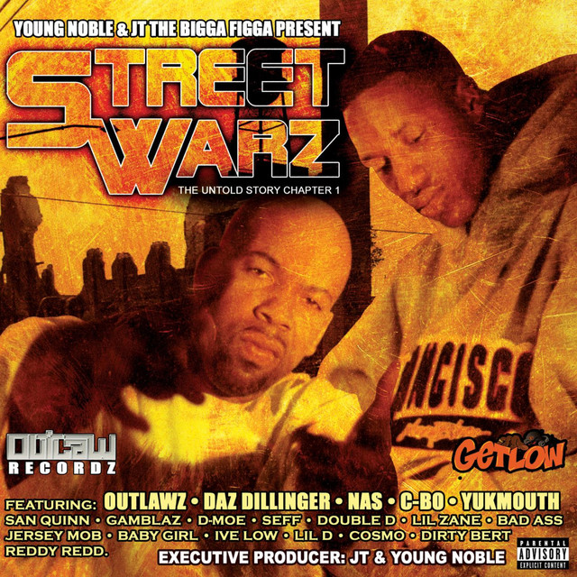Mp3 Young Down: Young Noble And JT The Bigga Figga Present: Street Warz By