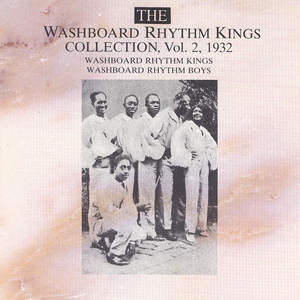 The Washboard Rhythm Kings Collection Vol. 2 - 1932 album
