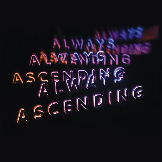 Franz Ferdinand Always Ascending album cover