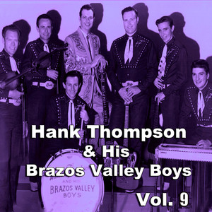 Hank Thompson & His Brazos Valley Boys Nine Pound Hammer cover