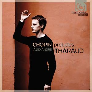 Chopin: Préludes, Op.28 Albumcover