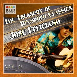 The Treasury of Recorded Classics: José Feliciano -, Vol. 2 Albumcover