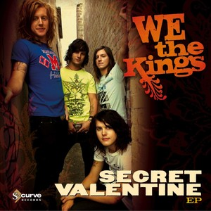 Secret Valentine EP Albumcover