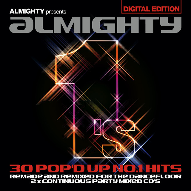 Various Artists Almighty Presents: Almighty 1's album cover